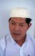 Thailand: Haw Muslim man in the mosque at Mae Sai, Chiang Rai Province, northern Thailand